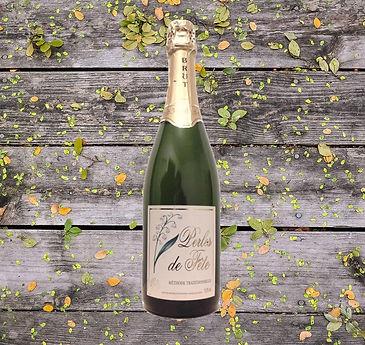 Perles de fete vignobles chéneau vins mousseux bretagne