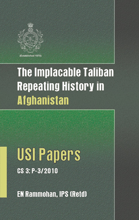 The Implacable Taliban, Repeating History in Afghanistan