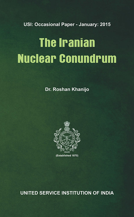 The Iranian Nuclear Conundrum