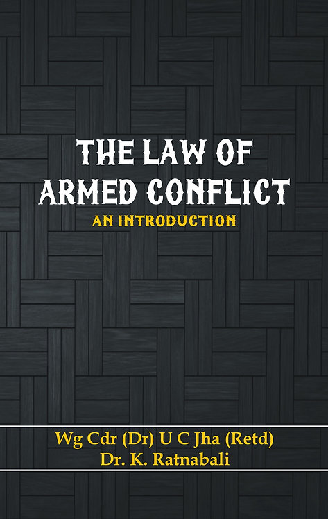 The Law of Armed Conflict : An Introduction