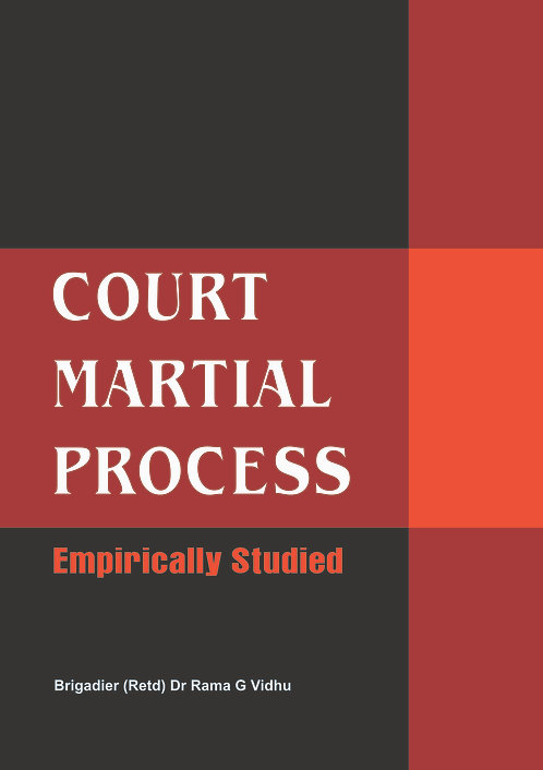 Court Martial Process: Empirically Studied
