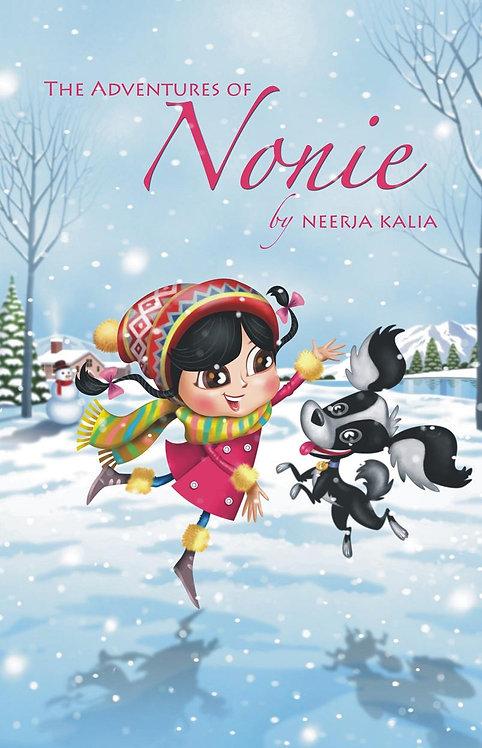 The Adventures of Nonie- Bundle of Joy (Book 1)