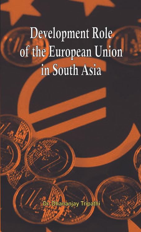Development Role of EU in South Asia
