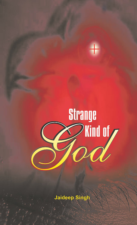 Strange kind of God
