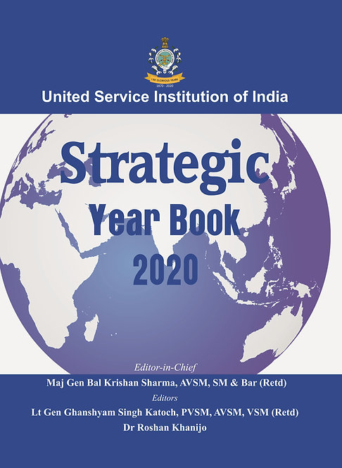 Strategic Year Book 2020