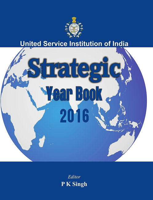 Strategic Yearbook 2016