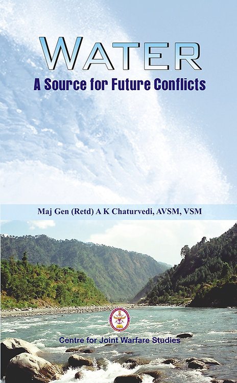 Water- A Source for Future Conflicts
