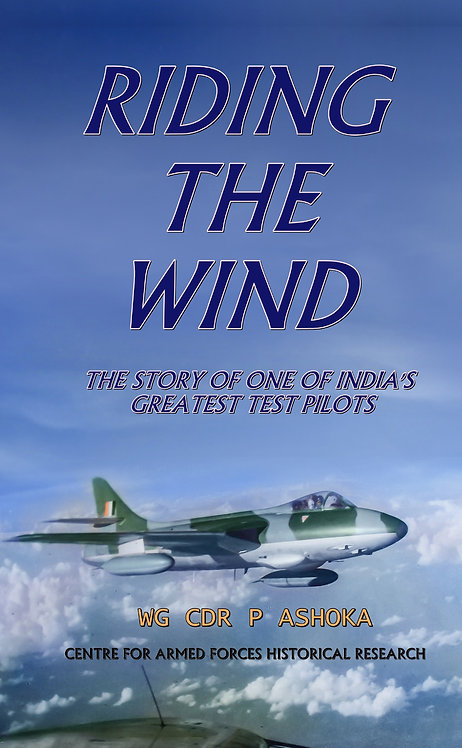 Riding the Wind : A Test Pilot's Story