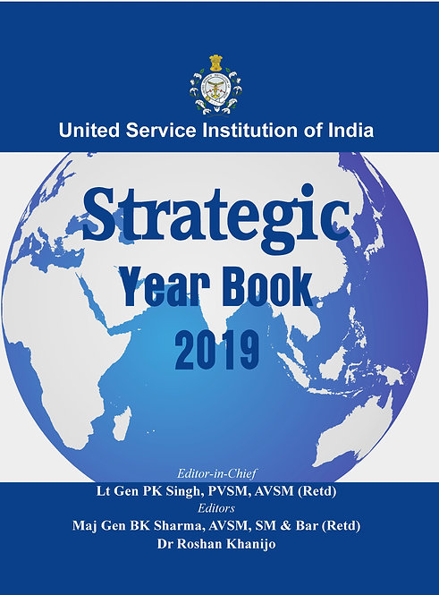Strategic Yearbook 2019
