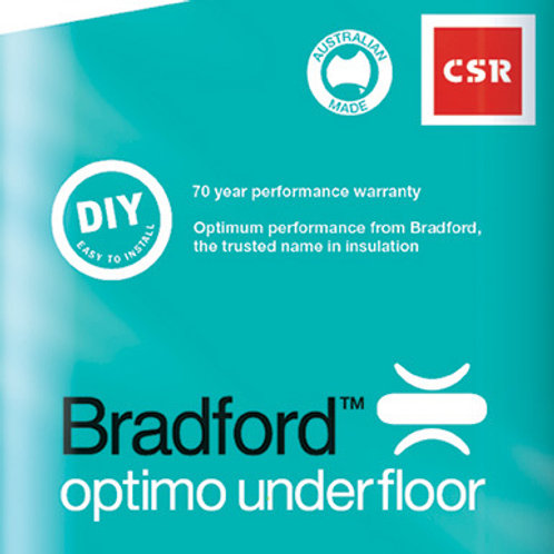 Optimo Underfloor Insulation Batts