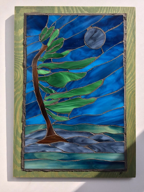 Windswept Pine Mosaic