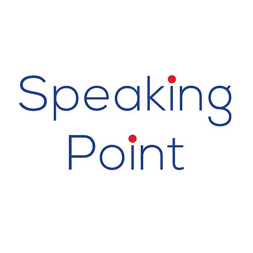 Speaking Point (2ª) 17h