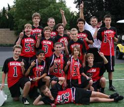 Salem Football Championship Football