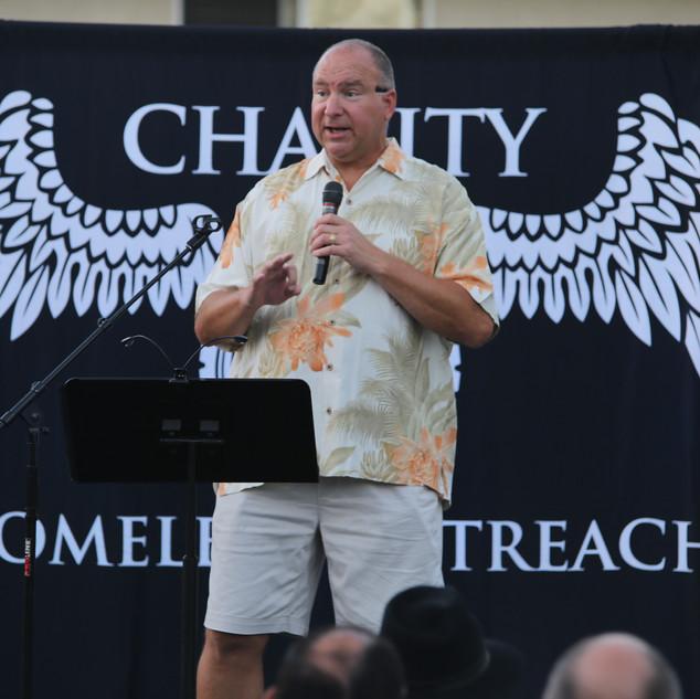 Pastor Roger Frick