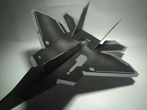 FX Glider - Black Falcon