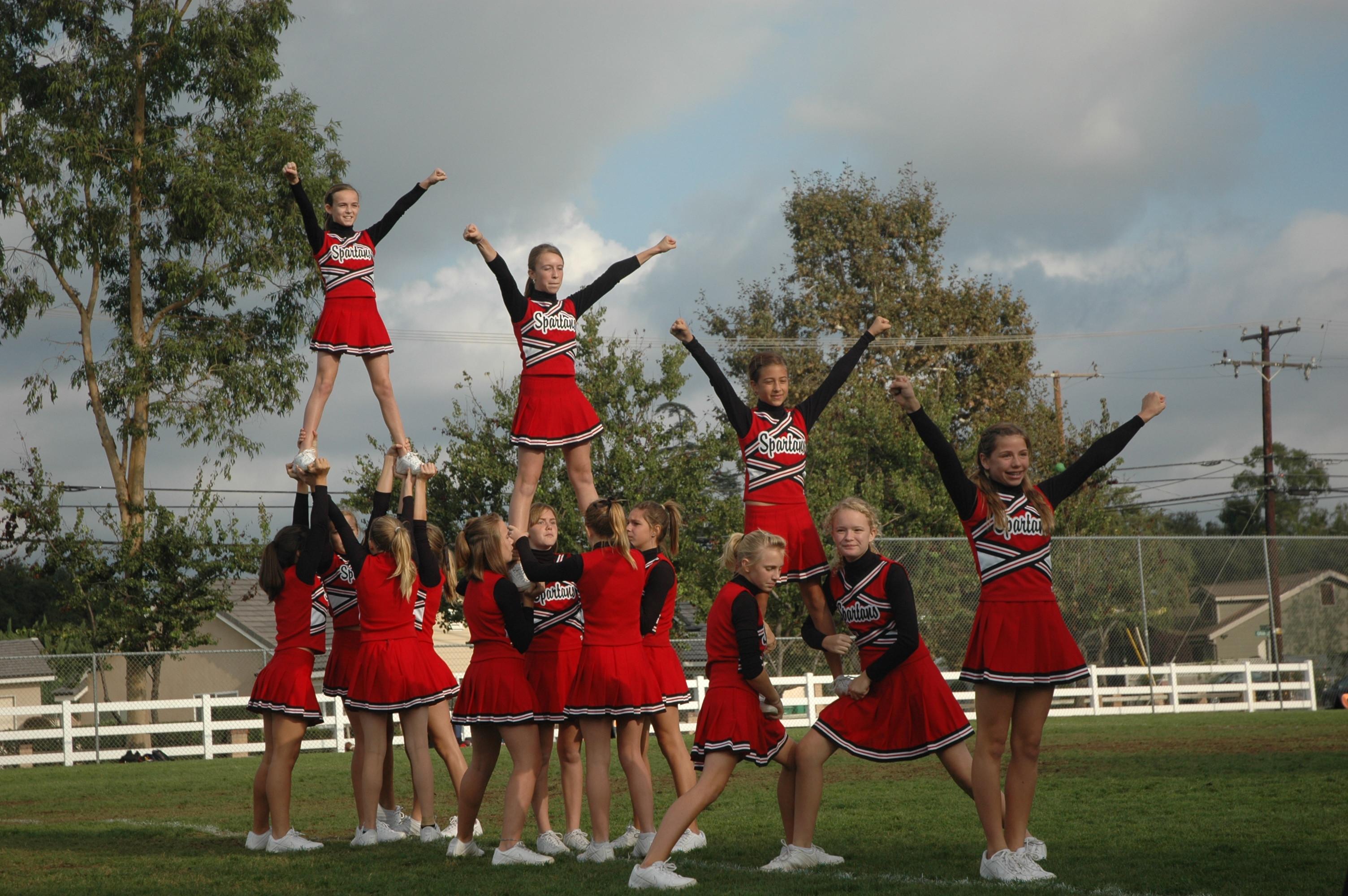 Salem Cheer