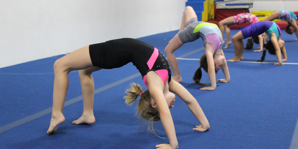 Back Walkover & Back Bend Clinic