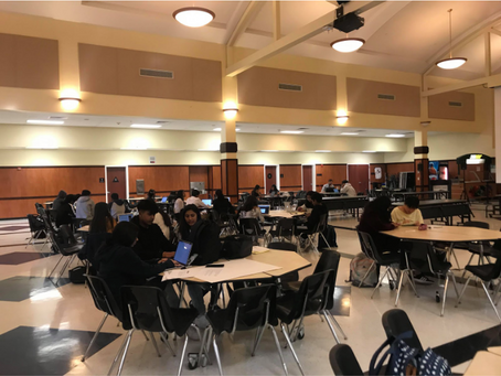 Roundtable at Dougherty Valley High School