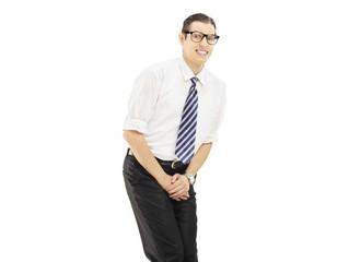 ¿Qué causa la incontinencia urinaria en hombres?