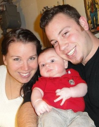 My wife, son, and myself
