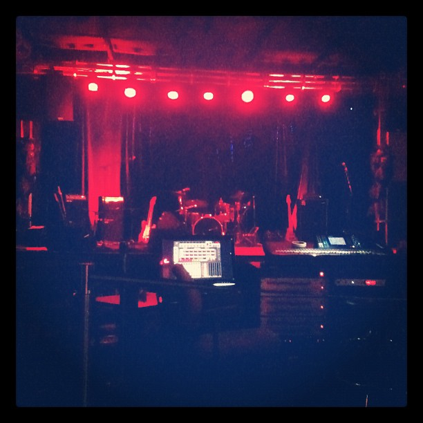 Night gig in Nashville