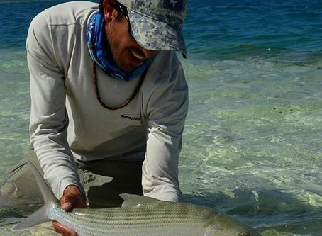 El virus contagioso de Pescar Bonefish