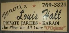 Louis Benoit Hall