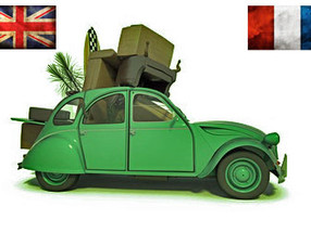 The Big Move;  It Is Really Happening! A Bientôt Angleterre!