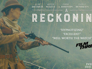 A RECKONING is out now and available on DVD and premium VOD!
