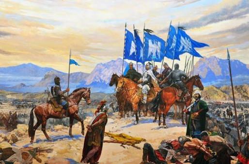 26 Ağustos 1071 Malazgirt Zaferi Kutlu Olsun.