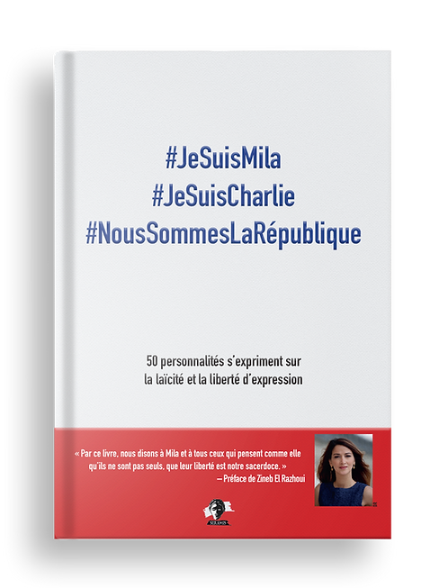 ▌#JeSuisMila #JeSuisCharlie #NousSommesLaRépublique