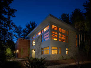 Private Residence, Ithaca