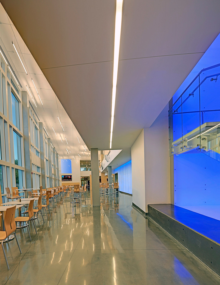 SUNY Institute of Technology Student Center - Dining Room