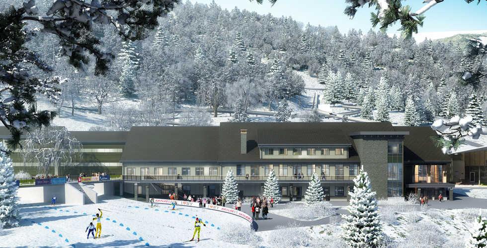 NYS Olympic Regional Development Authority, Mt. Van Hoevenberg Base Lodge & Sliding Sports Facility