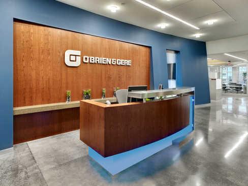 O'Brien & Gere, Corporate Headquarters