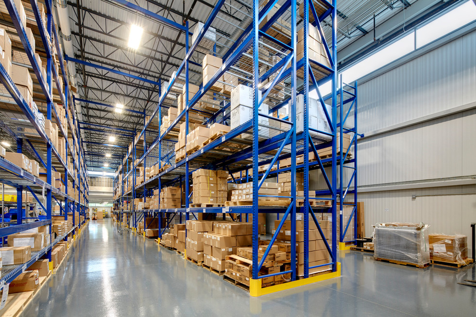 Inficon Two Technology Place Addition - Warehouse