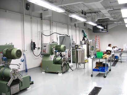 Primet Precision Materials, Pilot Manufacturing Plant Renovations
