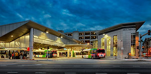 CNY Regional Transportation Authority, CENTRO Downtown Transit Hub