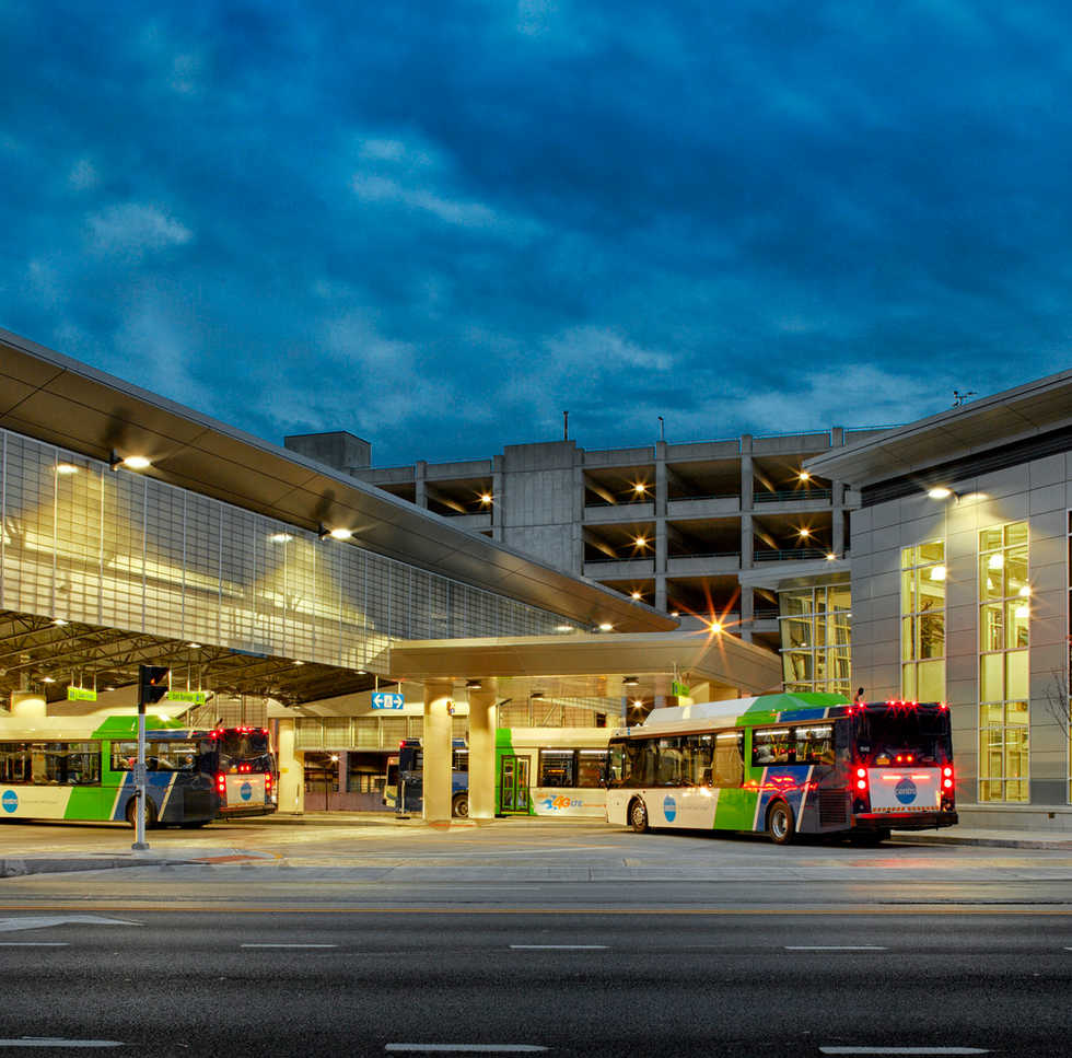 CNY Regional Transportation Authority, CENTRO Downtown Transit Hub