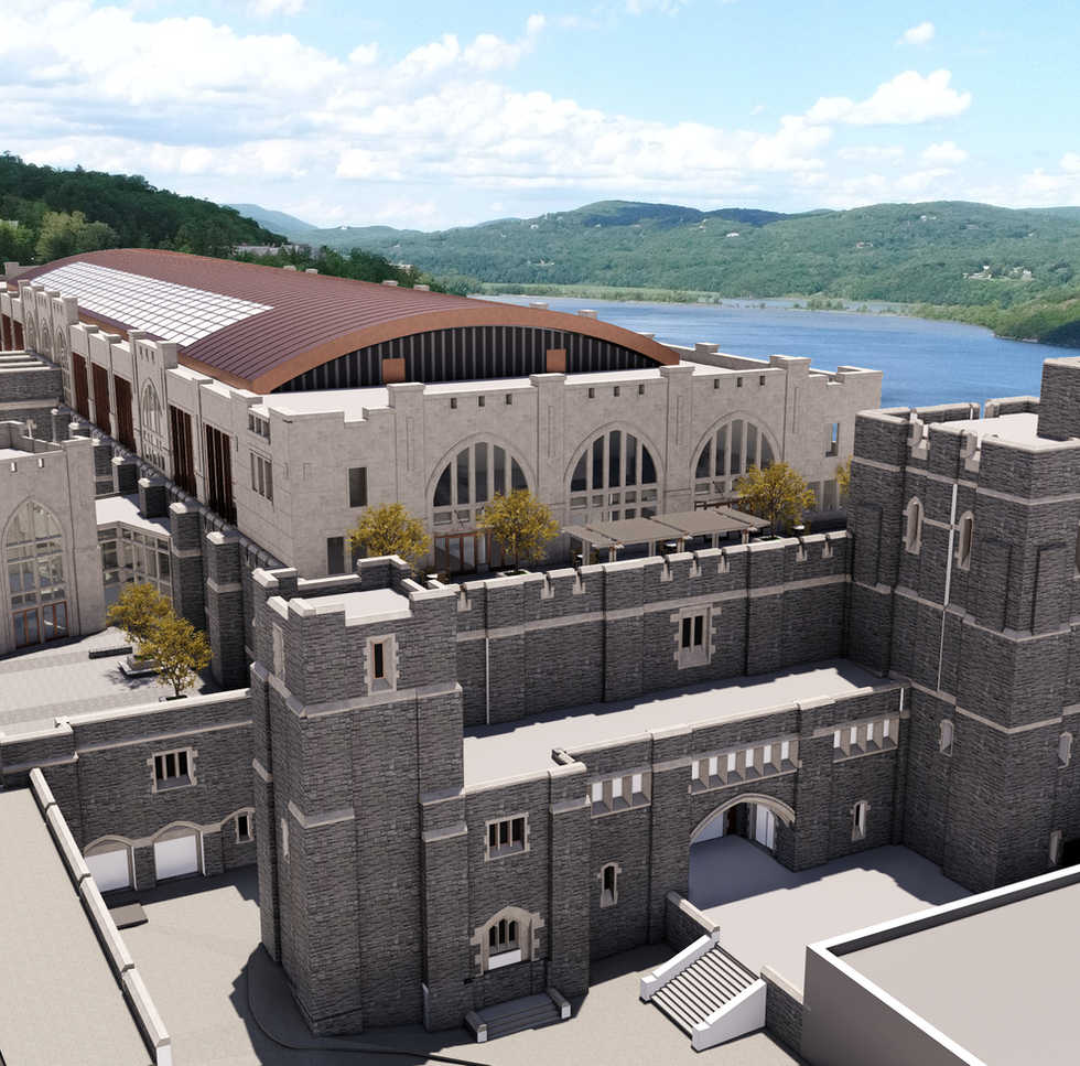 West Point Military Academy, Thayer Hall Renovation and Addition
