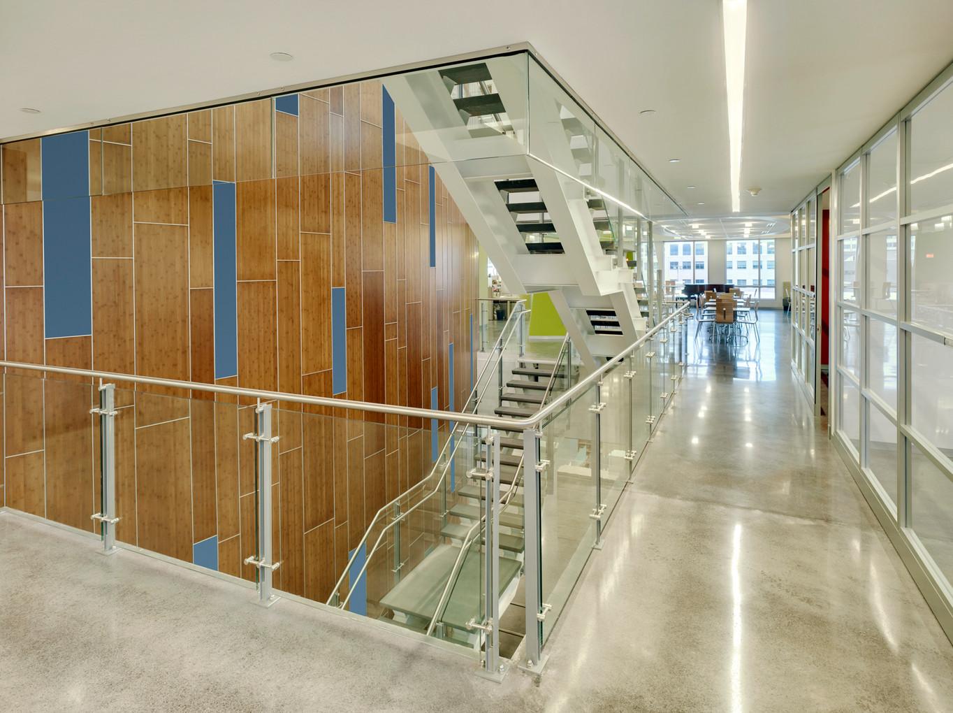 O'Brien & Gere HQ's - Circulation