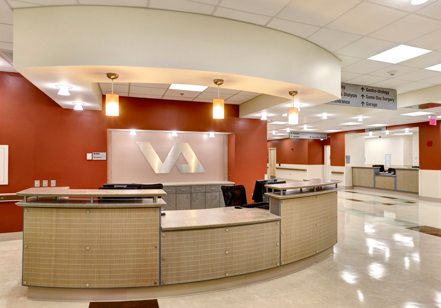 VAMC SCID - Nurses Station