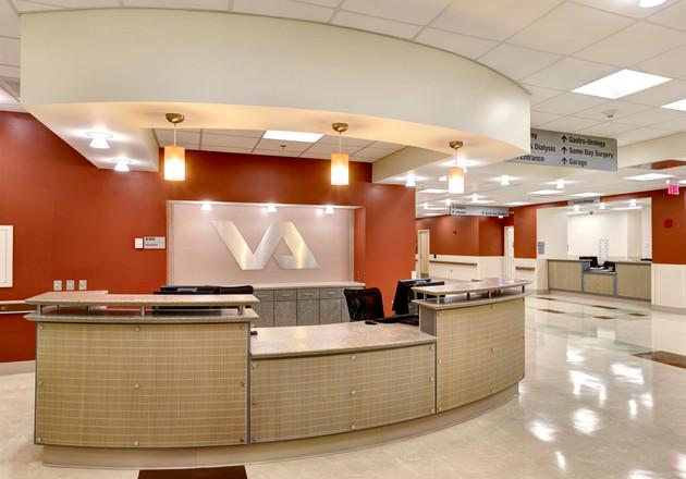 VAMC SCID - Nurses Station