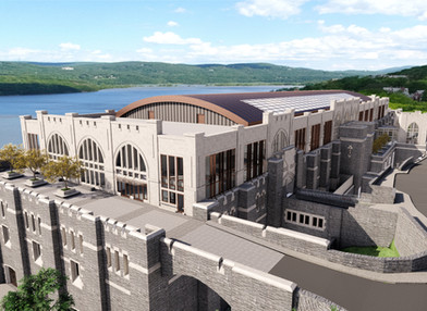 QPK Design's Renovation and Expansion to the USMA's Thayer Hall wins the Grand Design Award