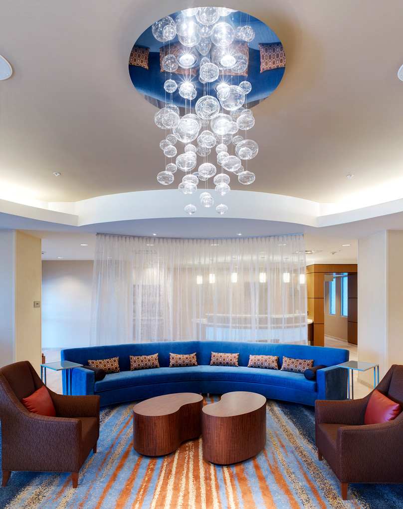 Springhill Suites by Marriott - Lobby