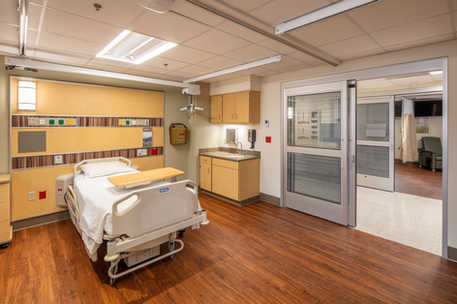 Veterans Affairs Medical Center (Syracuse), 6C Patient Ward Renovation