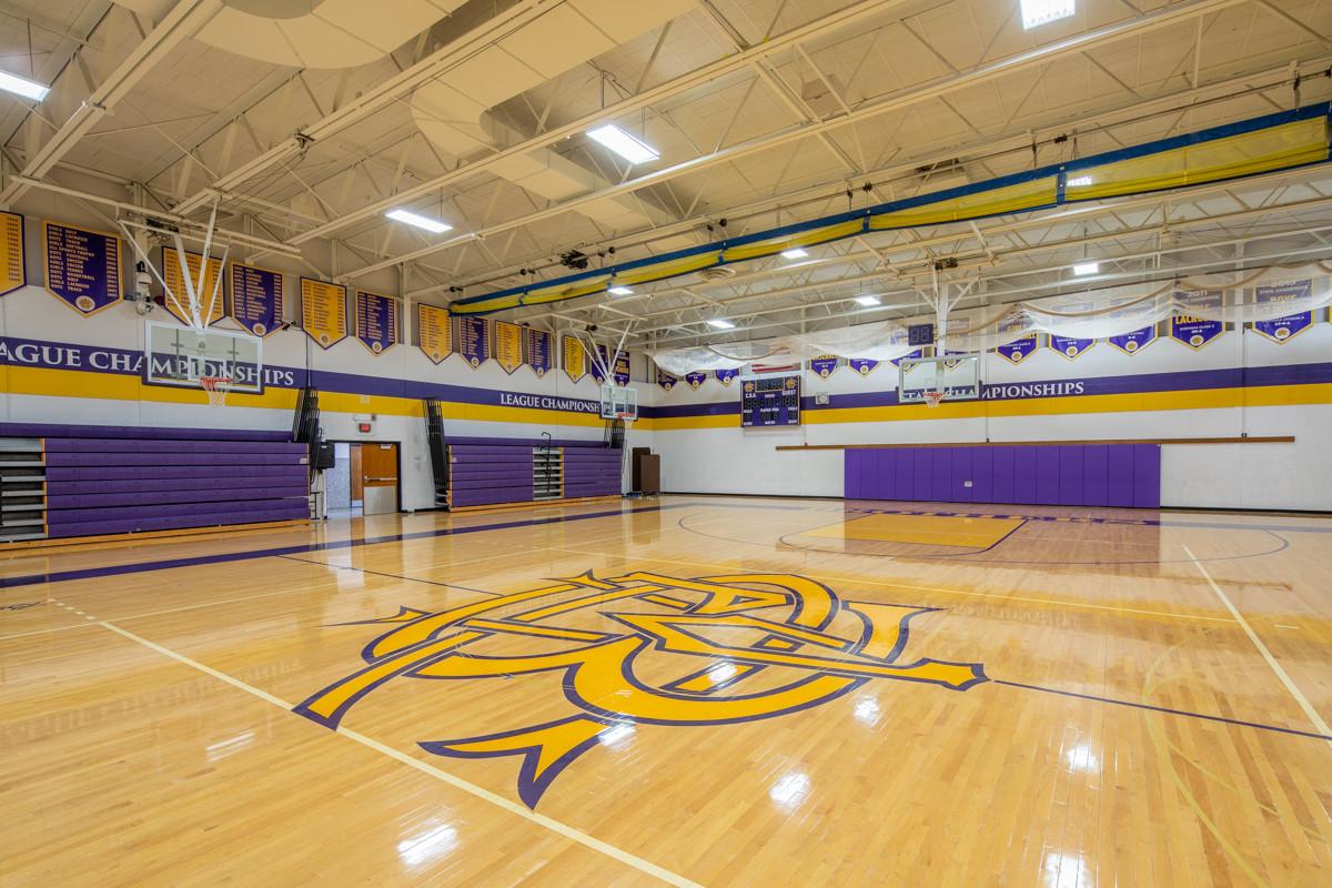 Christian Brothers Academy - Gymnasium