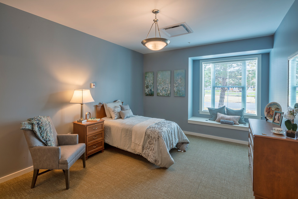 Loretto Borer Memory Life Community - Bedroom