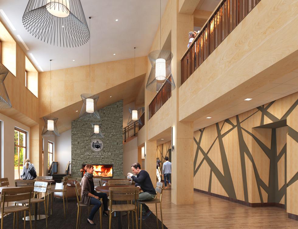 ORDA Mt. Van Hoevenburg - North Lounge