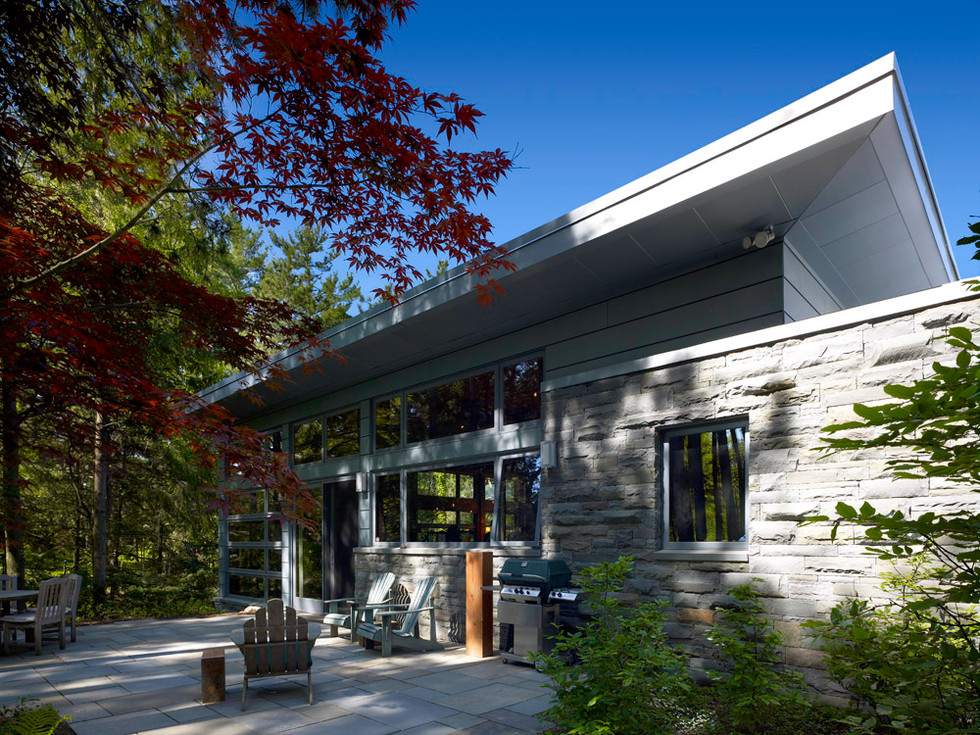 Ithaca Residence - Exterior